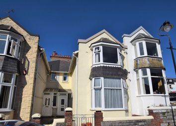 Thumbnail 3 bed terraced house for sale in Home Park Avenue, Peverell, Plymouth