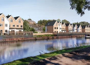 Thumbnail 3 bed town house for sale in Plot 14 The Embankment, Scholeys Wharf, Off Leach Lane, Mexborough