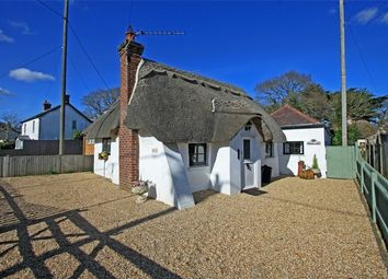Thumbnail 2 bed cottage for sale in Everton Road, Hordle, Lymington