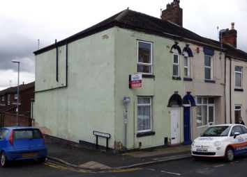 Thumbnail 1 bed flat to rent in St Ann Street, Hanley, Hanley