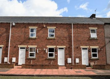 Thumbnail 2 bedroom terraced house to rent in Delagoa Terrace, Carlisle