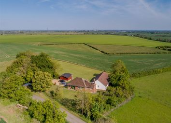 Thumbnail 4 bed property for sale in Upper Staploe, St. Neots