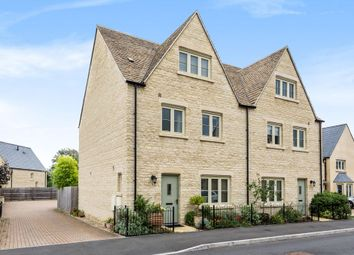Thumbnail 4 bed semi-detached house for sale in The Close, Robert Franklin Way, South Cerney, Cirencester