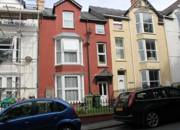 Thumbnail 5 bed flat to rent in Maisonette Flat, Ashley House, Cliff Terrace, Aberystwyth