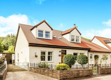 Thumbnail 5 bed detached house for sale in Meadowfield Cottage South Street, Falkland, Cupar