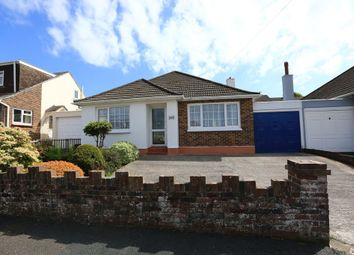 Thumbnail 2 bed detached bungalow for sale in Princess Crescent, Plymstock, Plymouth