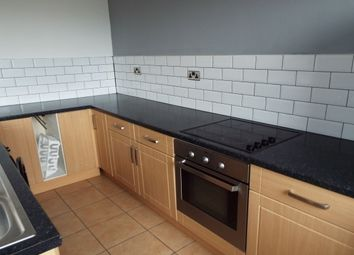 Thumbnail 2 bed flat to rent in Gainsborough Road, Warrington