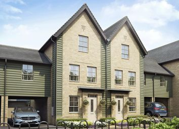 "Thumbnail 4 bed semi-detached house for sale in ""Fawley"" at Bearscroft Lane, London Road, Godmanchester, Huntingdon"
