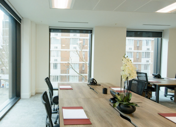 Thumbnail Serviced office to let in Sloane Avenue, London