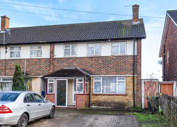 Thumbnail 3 bed semi-detached house for sale in Wingate Crescent, Croydon