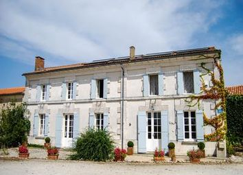 Thumbnail 4 bed property for sale in Boscamnant, Charente-Maritime, France