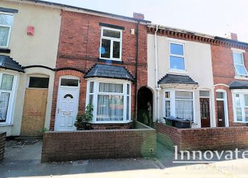 Thumbnail 3 bedroom terraced house for sale in Mary Road, West Bromwich