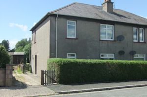 Thumbnail 1 bed flat for sale in Greystone Avenue, Dumfries