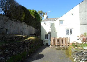 Thumbnail 2 bed semi-detached house for sale in Pen Y Rhiw, Rhiwfawr, Swansea