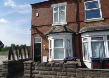 Thumbnail 3 bed end terrace house to rent in Tame Road, Witton