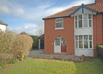 Thumbnail 4 bed semi-detached house to rent in Hereford Road, Monmouth