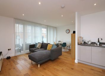 Thumbnail 1 bed flat to rent in Canal Mill Apartments, Haggerston