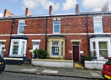 Thumbnail 2 bedroom terraced house for sale in Haughton Terrace, Blyth