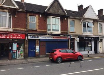 Thumbnail Retail premises for sale in 50 Commercial Road, Port Talbot, West Glamorgan