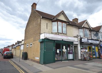 Thumbnail 2 bed flat to rent in Aldborough Road South, Ilford