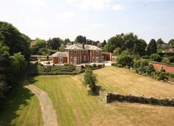 Thumbnail 4 bed detached house for sale in School Lane, Raithby, Spilsby