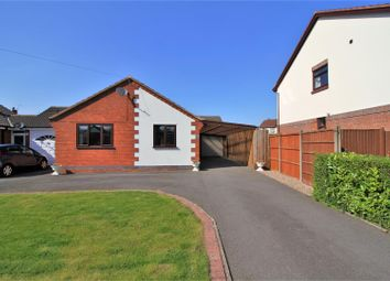 Thumbnail 3 bed detached bungalow for sale in Church Lane, Whitwick, Coalville