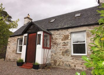 Thumbnail 2 bed cottage for sale in Old Strome Road, Auchtertyre