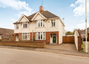 Thumbnail 3 bed semi-detached house for sale in Mentmore Road, Linslade, Leighton Buzzard