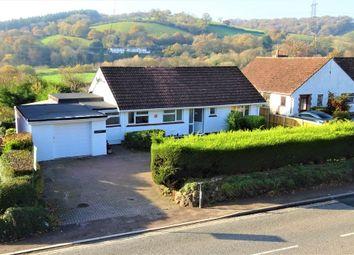 Thumbnail 3 bed detached bungalow for sale in Cowley Bridge Road, Exeter, Devon