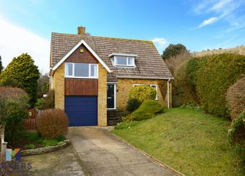 Thumbnail 4 bed detached house for sale in Wainwright Close, Preston