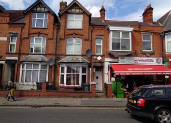 Thumbnail 6 bed terraced house to rent in St. Peters Road, Leicester