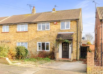 Thumbnail 3 bed end terrace house for sale in Shipman Avenue, Canterbury