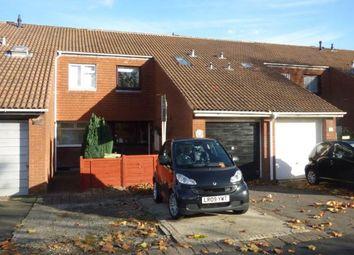 Thumbnail 2 bed terraced house for sale in Crosslands, Stantonbury, Milton Keynes, Bucks
