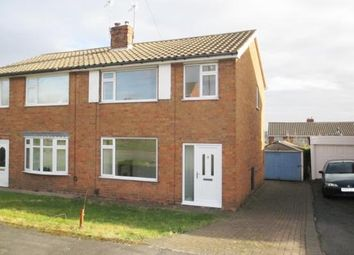 Thumbnail 1 bed semi-detached house to rent in Peveril Road, Chesterfield