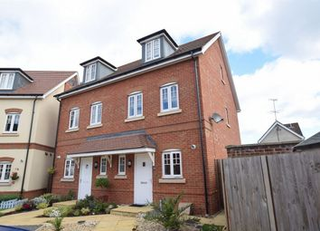 Thumbnail 3 bed semi-detached house for sale in Hoskins Court, Blenheim Place, Camberley, Surrey