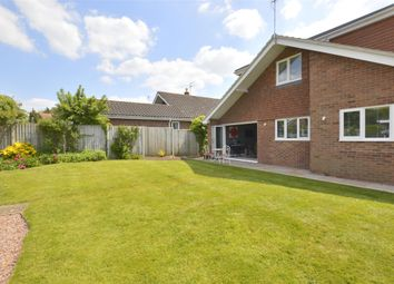 Thumbnail 3 bed detached house for sale in Charnwood Road, Cheltenham, Gloucestershire