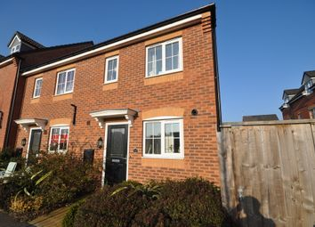Thumbnail 2 bed town house to rent in Jeque Place, Stretton, Burton-On-Trent