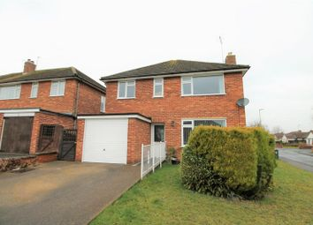 Thumbnail 3 bed detached house for sale in Oakwood Drive, Hucclecote, Gloucester