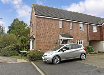 3 bed end terrace house for sale in High Street, North Weald, Essex CM16