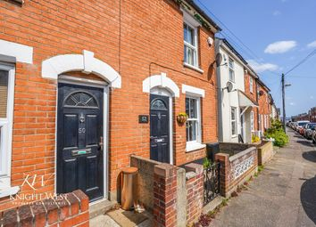 Thumbnail 2 bed end terrace house for sale in Kendall Road, Colchester