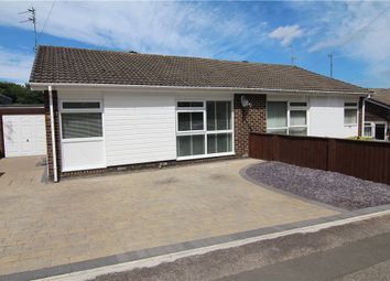 Thumbnail 2 bed semi-detached bungalow for sale in Rothbury Road, Durham, Durham