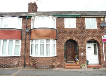 Thumbnail 3 bed terraced house to rent in Alan Street, Northwich
