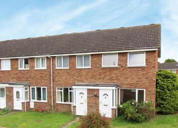 Thumbnail 2 bed terraced house for sale in Glenwoods, Newport Pagnell