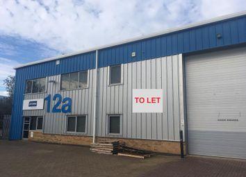 Thumbnail Warehouse to let in Unit 12A Io Centre, Stephenson Road, Segensworth, Fareham, Hampshire