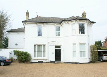 Thumbnail 2 bed flat for sale in Ashdown House, Rydens Road, Walton-On-Thames, Surrey