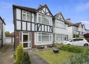 Thumbnail 3 bed semi-detached house for sale in Croydon Road, Wallington, Surrey