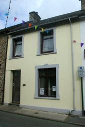 Thumbnail 4 bed town house for sale in 2, Lincoln Street, Llandysul