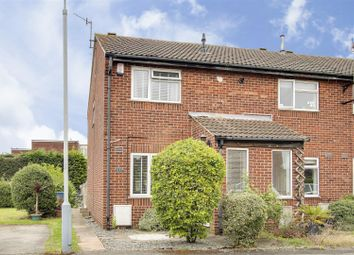 Thumbnail 2 bed end terrace house for sale in Northwold Avenue, West Bridgford, Nottinghamshire