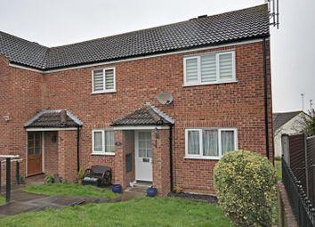 Thumbnail 2 bed maisonette to rent in Leat Close, Sawbridgeworth, Herts
