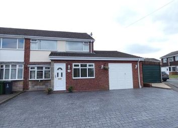 Thumbnail 3 bed semi-detached house for sale in Alder Way, Streetly, Sutton Coldfield